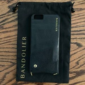 Bandolier phone case for iPhone 6 Plus